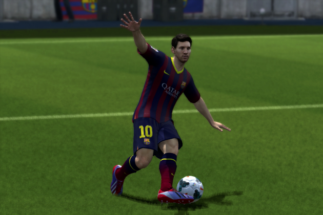 FIFA 14 Player Ratings: Team-by-Team Updates and Analysis for Top Clubs
