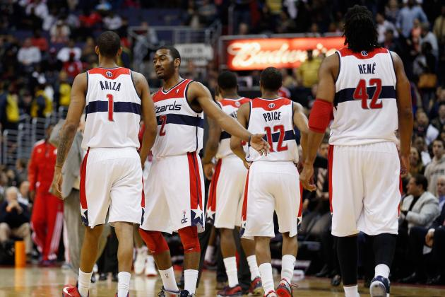 5 Things Every Fan Needs to Know About Washington Wizards for 2013-14 Season