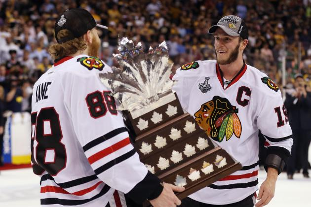 NHL Stars Most Likely to Win Their 1st Hart Trophy in the Next 3 Seasons