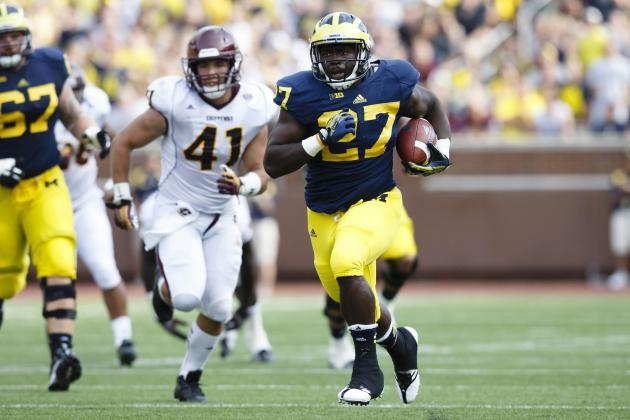 Michigan Football: Why Derrick Green Is the Wolverines' Next Great RB