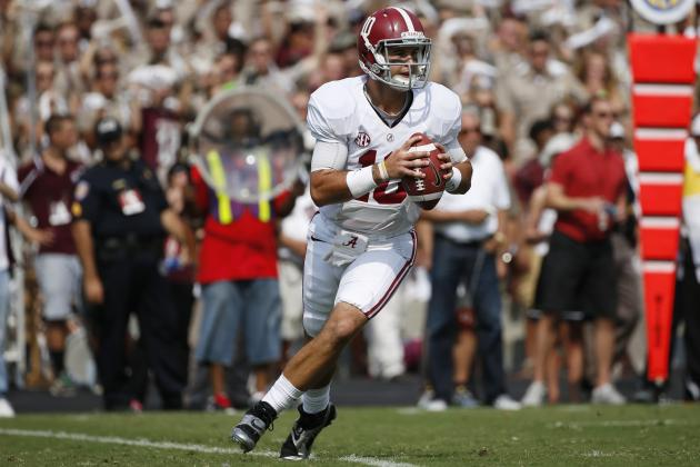 Alabama Football: Power Ranking the Most NFL-Ready Tiders