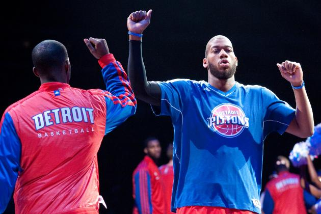 5 Things Every Fan Needs to Know About the Detroit Pistons for 2013-14