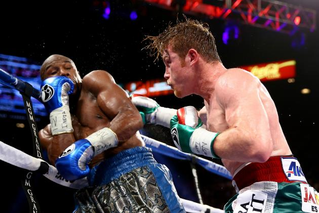 Ranking the 10 Best Defensive Fighters in Boxing Today