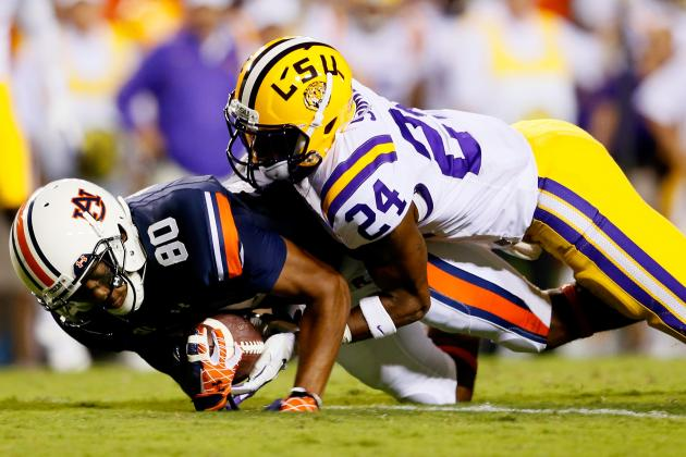 Auburn vs. LSU: Whose 2014 Recruiting Class Is Better Right Now?