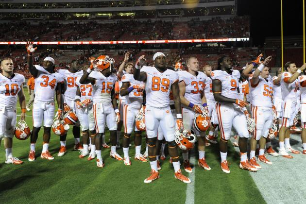 Clemson vs. NC State: 10 Things We Learned in Tigers' Win