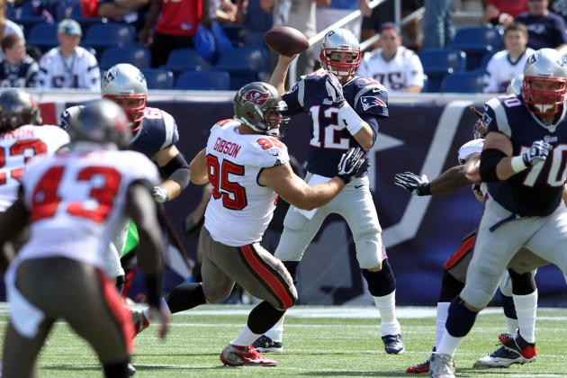 Tampa Bay Buccaneers vs. New England Patriots: Roster Grades for New England