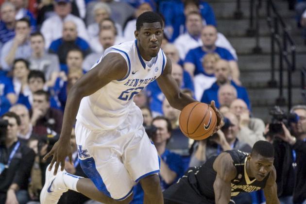 Kentucky Basketball: Biggest 2013-14 Goal for Each Projected Starter