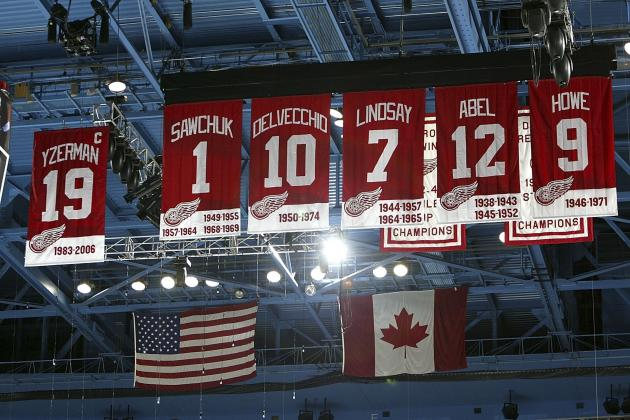 The 5 Detroit Red Wings Records That Will Be Most Difficult to Break