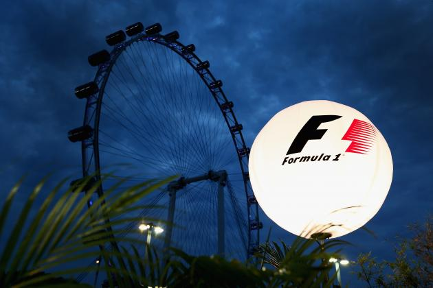 Singapore Formula 1 Grand Prix 2013: 5 Key Storylines to Watch at Marina Bay