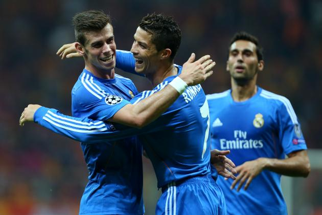 5 Things Gareth Bale Will Learn from Cristiano Ronaldo