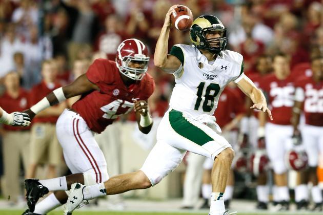College Football Rankings Week 5: Bleacher Report's Official Top 25