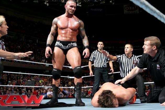 Breaking Down the Best and Worst of the WWE for Week of Sept. 20