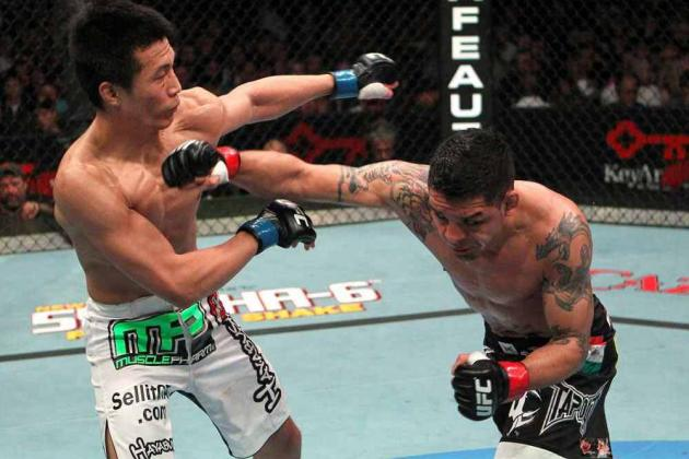 MMA: The 12 Greatest Individual Rounds in MMA History