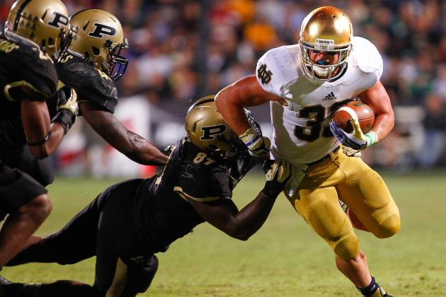 Notre Dame Football: 4 Players Who Have Surprised Us in 2013