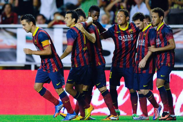 La Liga Results: Analysis for Rayo vs. Barcelona, and All the Weekend's Matches