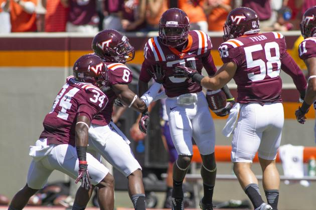 Virginia Tech Football: 5 Players Who Have Surprised Us in 2013