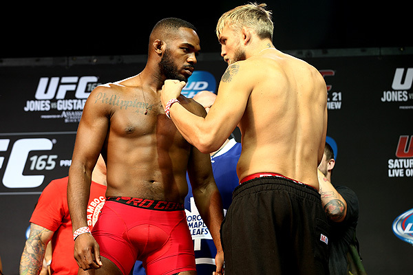 UFC 165: Jones vs. Gustafsson Round-by-Round Recap and Analysis