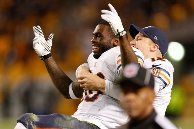 Bears vs. Steelers: Full Roster Report Card Grades for Chicago
