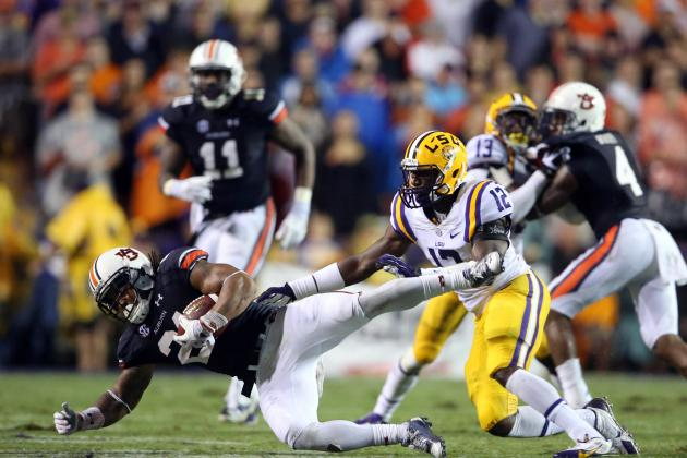 Auburn at LSU: 10 Things We Learned in Auburn's Loss
