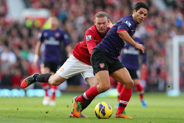 Paper Review: Arsenal Back for Rooney, Mata Must Adapt, Spurs to Spend Again