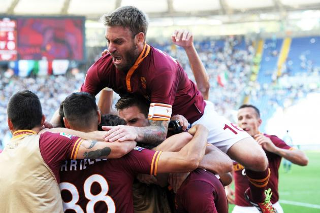 Serie A Results: Analysis for Roma vs. Lazio and All Weekend's Matches