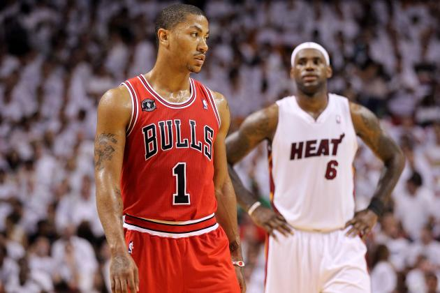 5 Most Intriguing Matchups for Derrick Rose to Begin 2013-14 Season