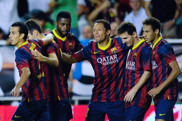 Rayo Vallecano 0-4 Barcelona: 6 Things We Learned