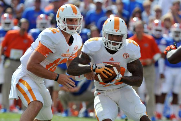 Tennessee vs. Florida: 10 Things We Learned in Vols' Loss
