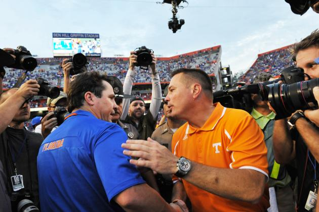Tennessee vs. Florida: 10 Things We Learned in the Gators' Win