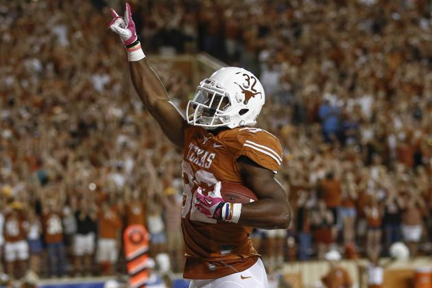Kansas State vs. Texas: 10 Things We Learned in Longhorns' Win