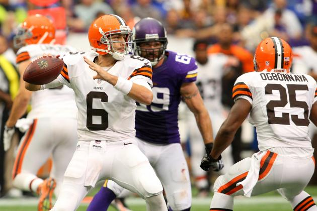 Browns vs. Vikings: Full Roster Report Card Grades for Minnesota