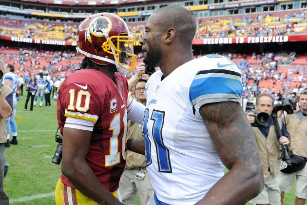 Lions vs. Redskins: Full Team Report Card for Detroit