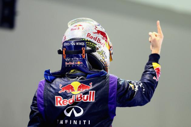 Singapore Grand Prix 2013 Results: Reaction, Stats, Standings, Post Race Review