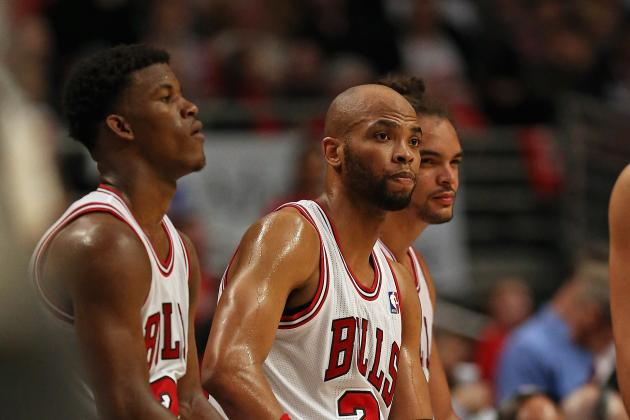 Grading Every Position Heading into Chicago Bulls Training Camp