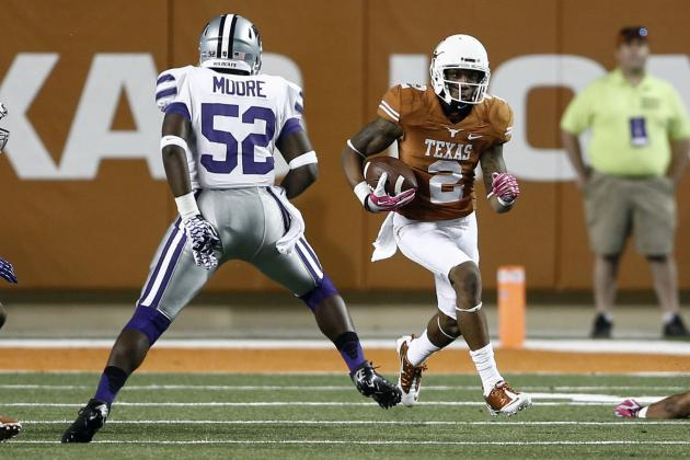 Texas Football: 5 Players Who Have Surprised Us in 2013
