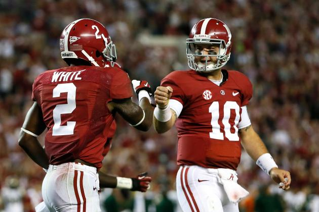 College Football Polls 2013: Analyzing Week 5 AP and Coaches Polls
