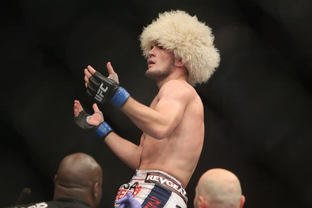 UFC 165: Fights for Khabib Nurmagomedov to Take Next