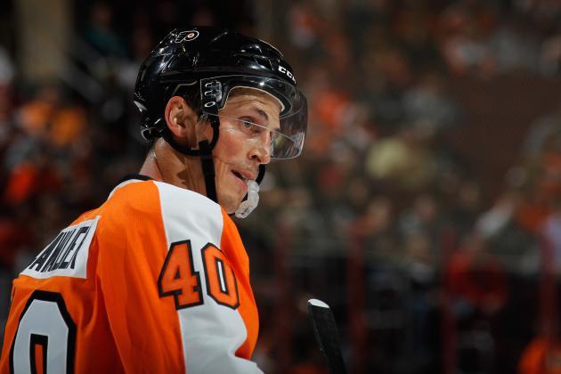 Grading the Philadelphia Flyers' 2013 Offseason