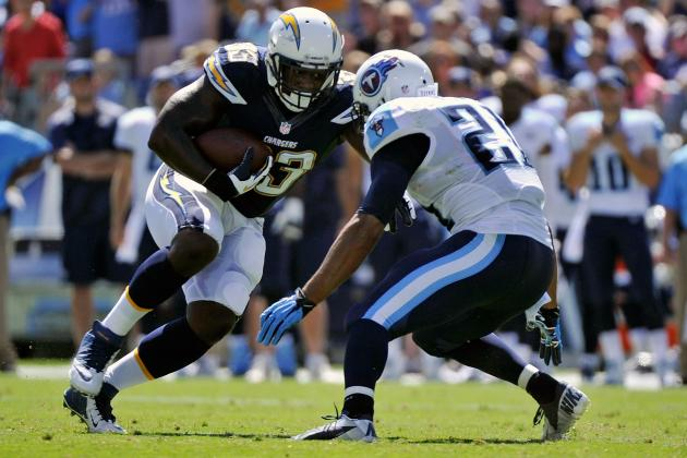 Chargers vs. Titans: Takeaways from San Diego's 20-17 Loss to Tennessee