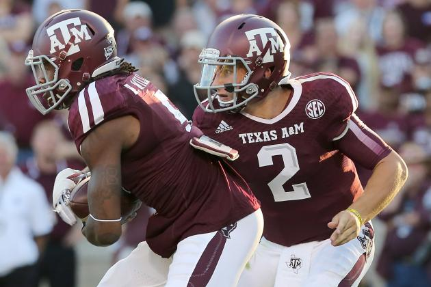 Texas A&M Football: 5 Players Who Have Surprised Us in 2013