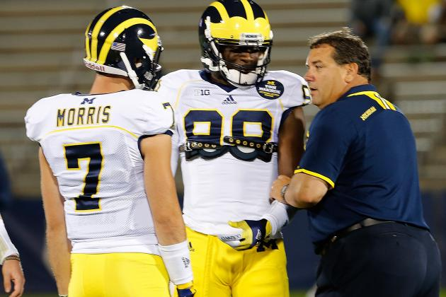 College Football Top 25 Teams That Are Holding on by Virtue of Preseason Ranking