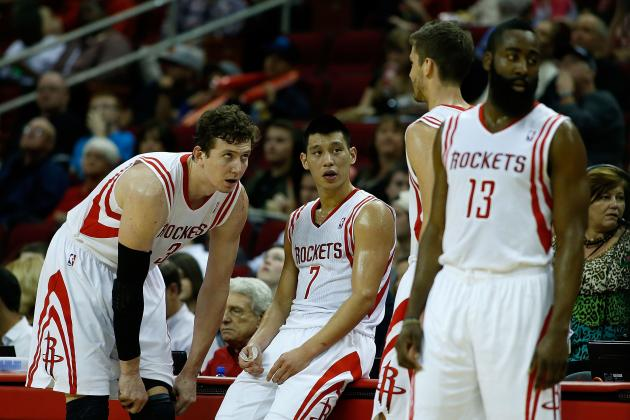 Grading Every Position Heading into Houston Rockets Training Camp