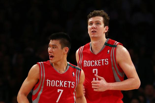 Potential Trades to Give Houston Rockets Title Boost