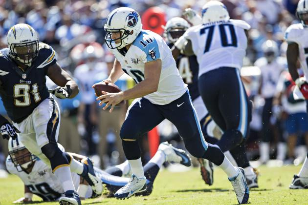 Chargers vs Titans: Takeaways from Tennessee's 20-17 Win over San Diego