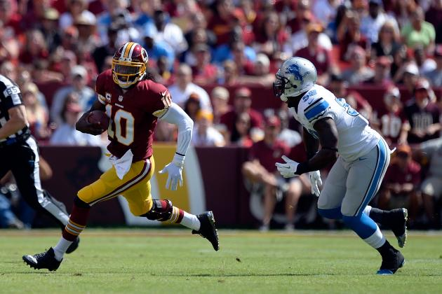 Detroit Lions vs. Washington Redskins: Takeaways from Detroit's 27-20 Win