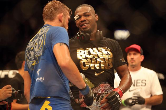 Fight of the Year Watch: Jones vs. Gustafsson Edition