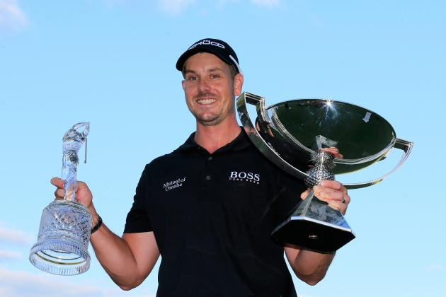 Biggest Winners and Losers of the 2013 FedEx Cup