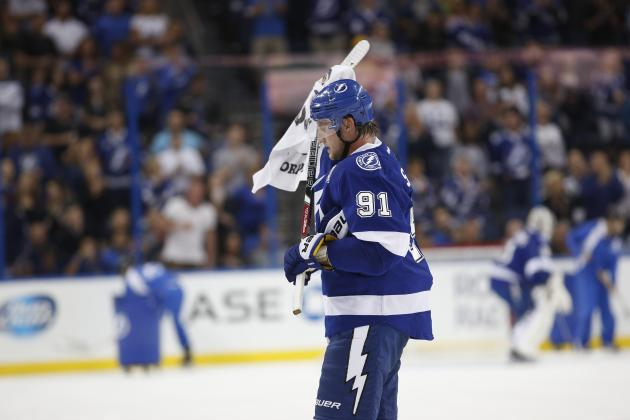 5 Burning Questions For Tampa Bay Lightning 39 S 2013 14 Season Bleacher R