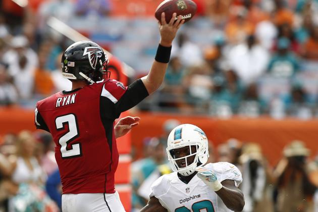 Falcons vs. Dolphins: Takeaways from Atlanta's 27-23 Loss to Miami