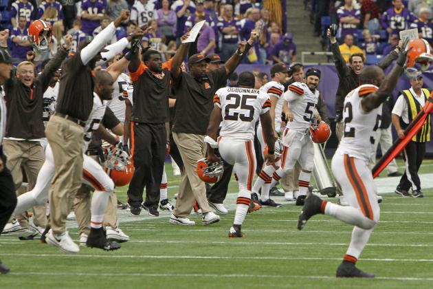 Browns vs. Vikings: Takeaways from Cleveland's 31-27 Win at Minnesota